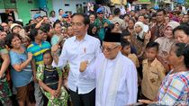 Nurdin Abdullah: Selamat kepada Joko Widodo dan KH Maruf Amin