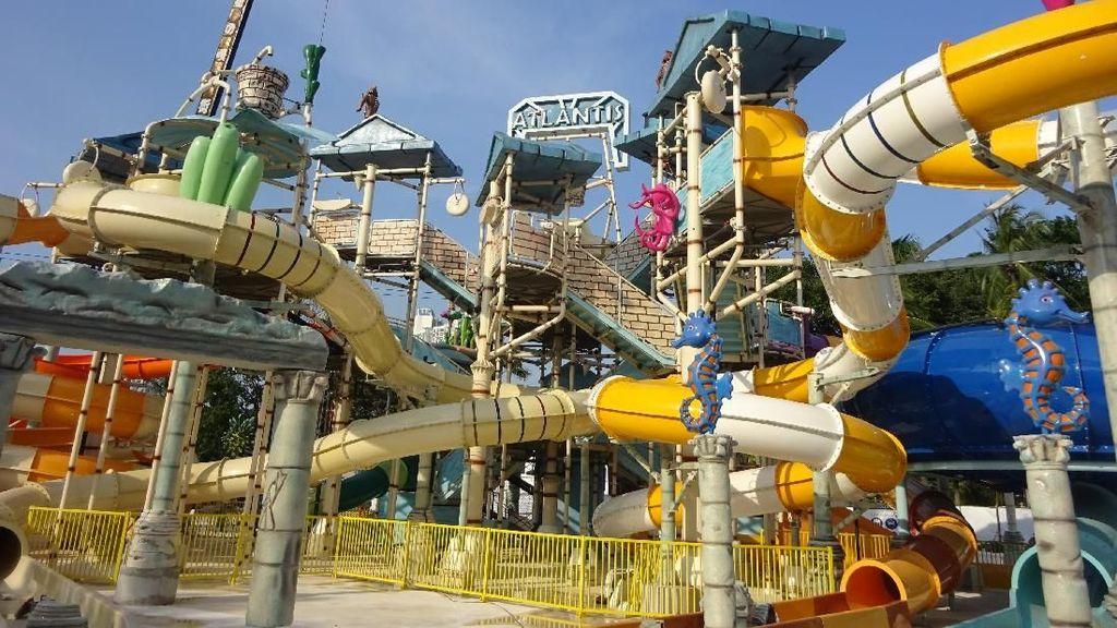 Atlantis Water Adventure Hadirkan Wahana Slide Terbesar se-Indonesia