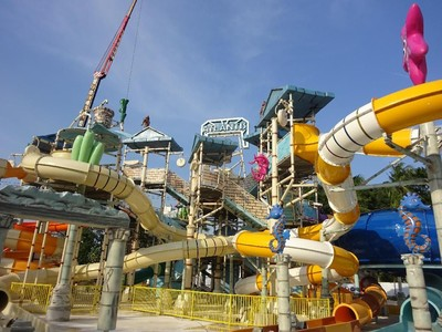Ngaku Berani? Uji Adrenalinmu di Atlantis Water Adventure