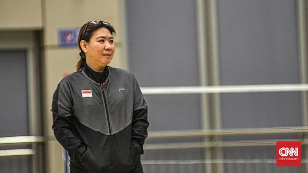 Susy Susanti berharap Wiranto cepat pulih.