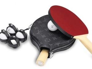 Mewah, Louis Vuitton Rilis Peralatan Pingpong Rp 33 Juta
