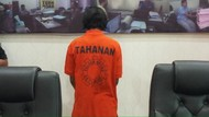 Bawa Arit, Peserta Sahur on the Road Ditangkap Polisi di Pasar Rumput