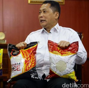 Ide Unik Buwas di Bulog: Bikin Nasi Kuning Sachet hingga Bekatul