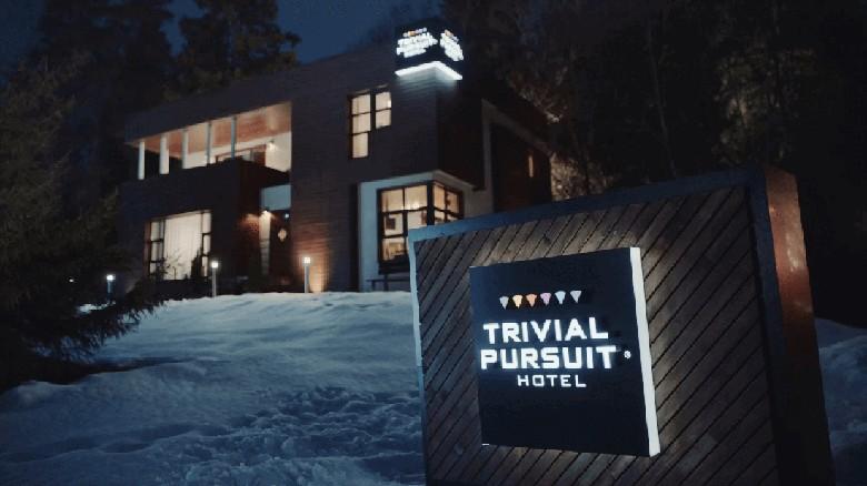 Trivial Pursuit Hotel di Rusia (trivialpursuithotel.com)