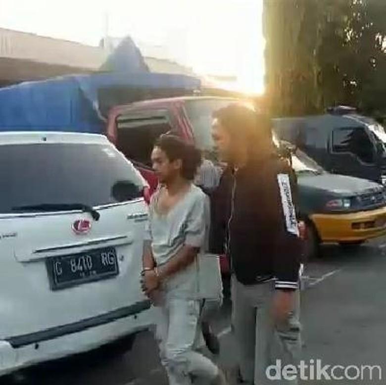 Jengkel, Pemuda Brebes Ini Curi Motor Pria yang Selingkuhi Istrinya