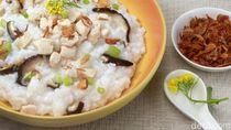 Resep Ramadan : Bubur Ayam Jamur
