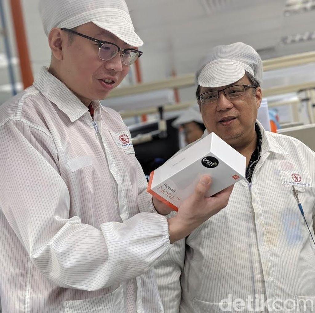 Xiaomi Klaim Jalur Perakitan Redmi Note 7 Terpanjang