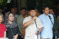 Tolak Kemenangan Jokowi, Prabowo Ajukan Gugatan ke MK