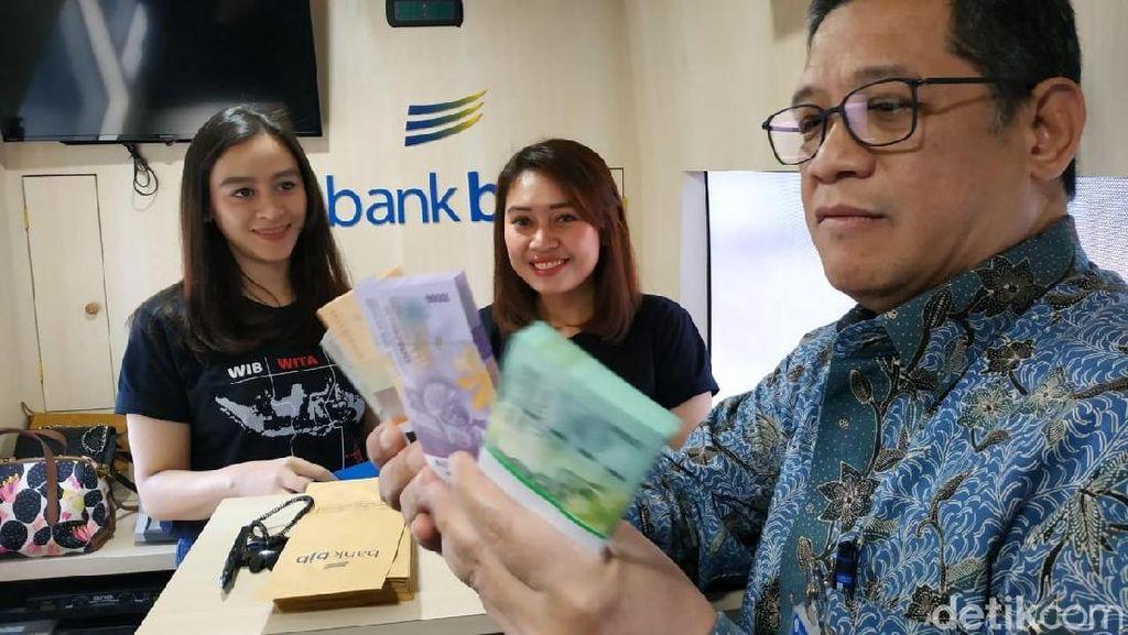 Layanan Tukar Uang Mulai Beroperasi di Bandung, Ini Lokasinya