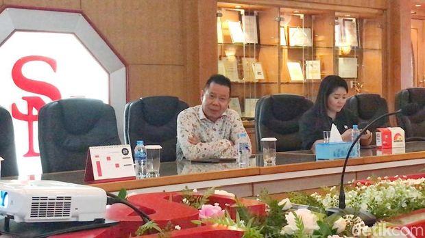 Abidin Hasibuan, CEO PT Sat Nusapersada.