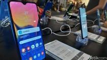 Samsung Kirim Bantuan 2.000 Ponsel ke Rumah Sakit Inggris