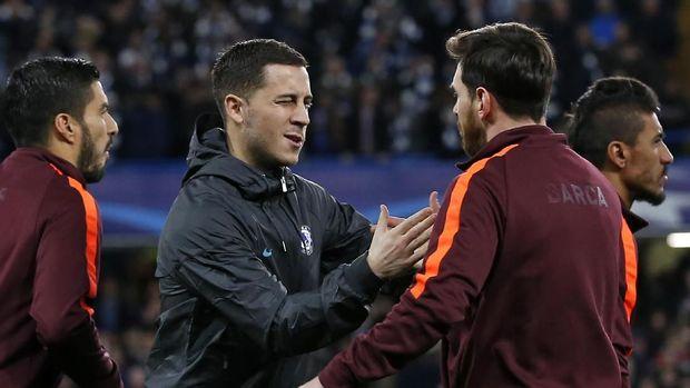 Eden Hazard belum bisa jadi andalan di Real Madrid.