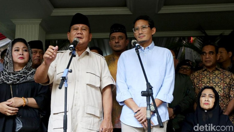 Harapan Minimal Kubu Prabowo untuk Putusan MK