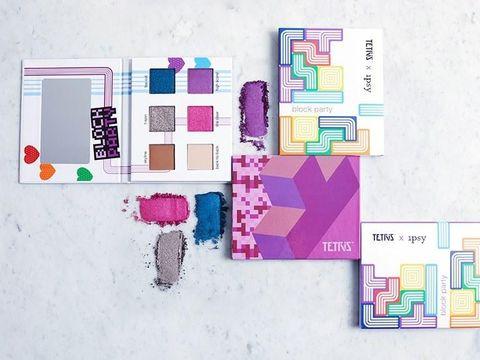 Nostalgia '90-an, Hadir Makeup Bertema Game Tetris