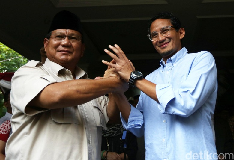 Sengketa Pemilu 5 Negara yang Dirujuk Prabowo dalam Gugatan di MK