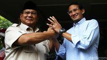 Prabowo-Sandiaga Ajukan Gugatan ke MK Besok