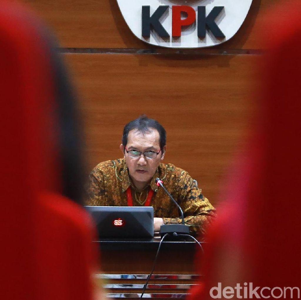 KPK Beberkan Korupsi Kapal KKP dan Bea Cukai