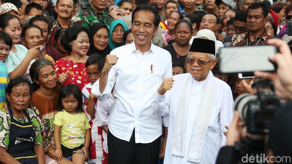 Guru Besar UPI Soroti 2 Tahun Jokowi-Maruf