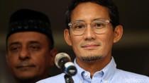 Soal Pertemuan JK-Prabowo, Sandi: Komunikasi Politik