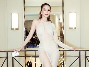 Pakai Baju Menerawang di Cannes, Model Vietnam Dikritik Menteri Kebudayaan