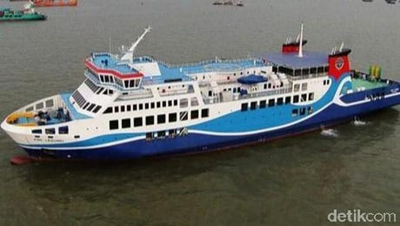 Long Distance Ferry Jadi Opsi Angkutan Mudik dari Lombok ke Surabaya