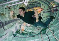 Ilusttrasi zero gravity (iStock)