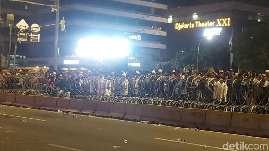 Kapolres Periksa Massa Pendemo yang Masih Bertahan di Sekitar Bawaslu