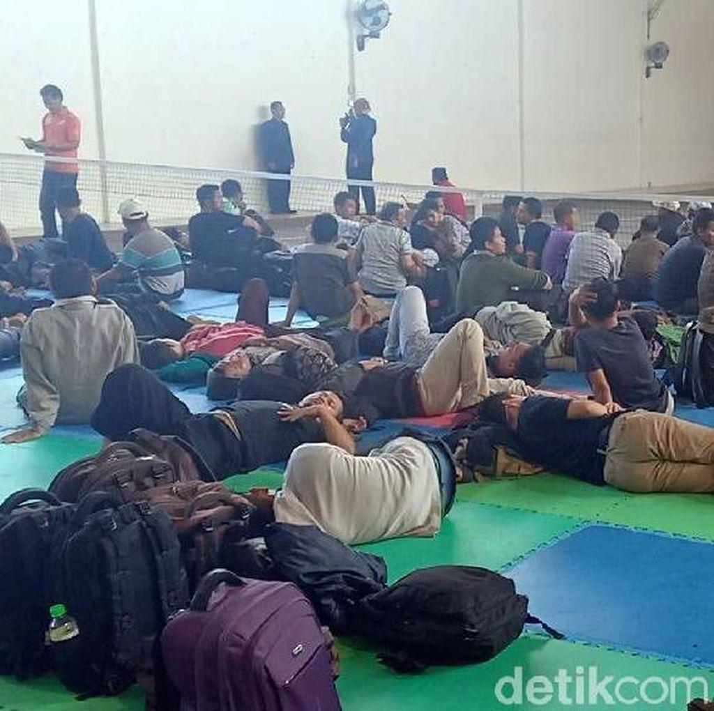 Pengakuan Massa Aksi 22 Mei, Bekal Tipis Hingga Tinggalkan Anak Istri