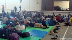 Nasib Massa Aksi 22 Mei yang Tertahan di Madiun dan Dipulangkan