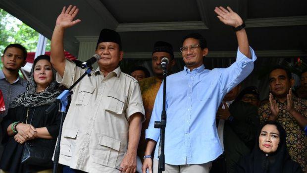 Lini Waktu Bakal Perjalanan Gugatan Pilpres Prabowo di MK