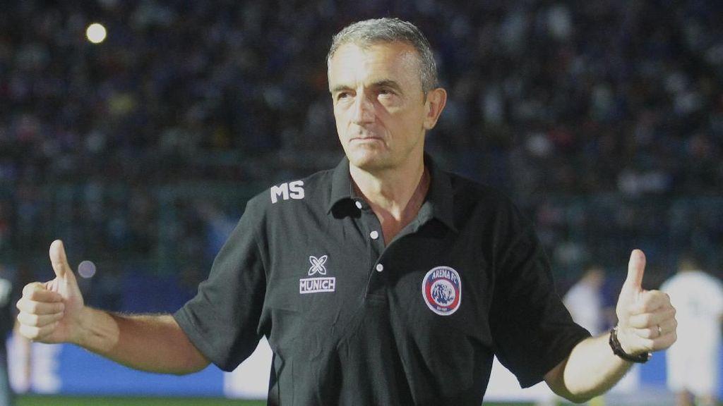 Arema FC Butuh Kemenangan untuk Pulihkan Kepercayaan Diri