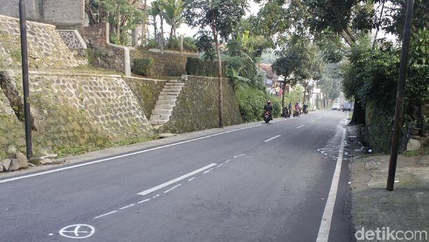 Mengenal Tiga Jalur Tengkorak di Bandung Barat dan Cimahi (subuh.....)