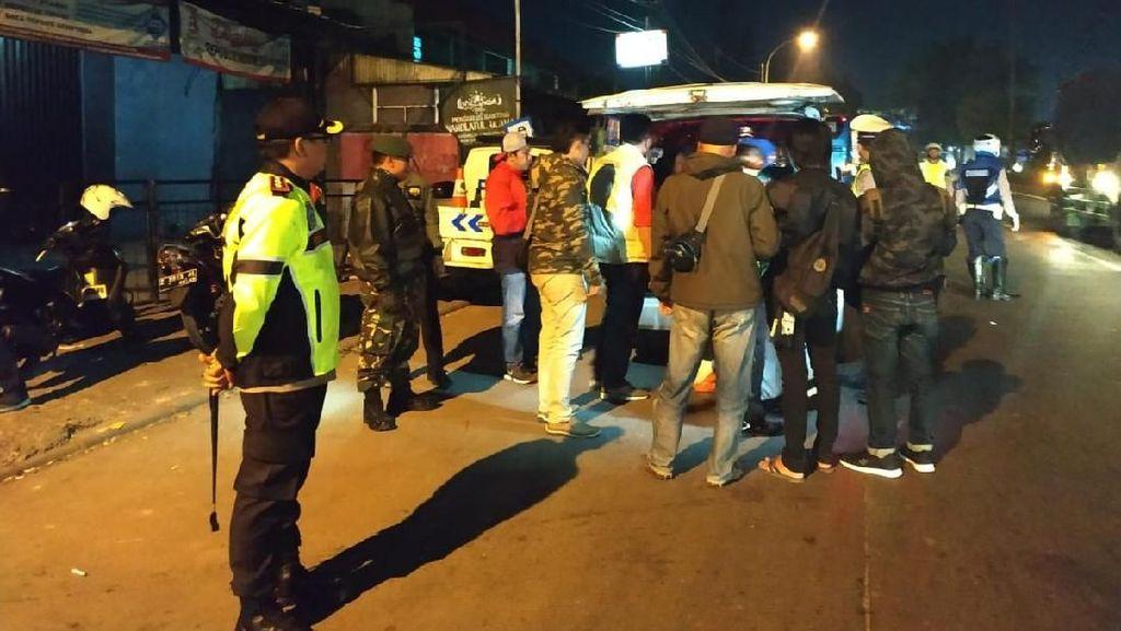 Polisi Sumedang Pulangkan 5 Anggota FPI yang Akan Ikut Aksi 22 Mei