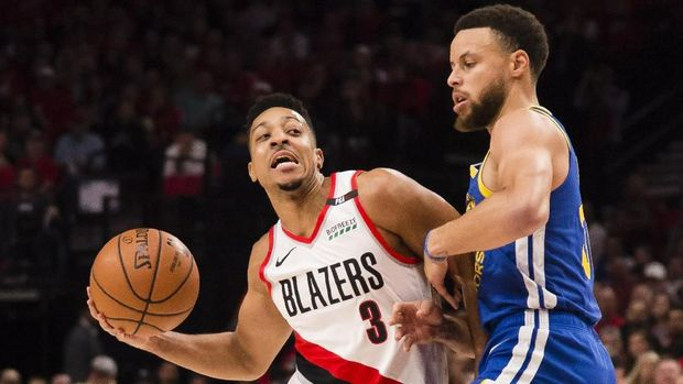 Golden State Warriors Lolos ke Final NBA 2019