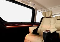 Interior mewah Toyota Granvia