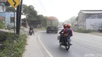 Mengenal Tiga Jalur Tengkorak di Bandung Barat dan Cimahi