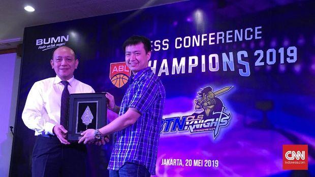 Jadi Juara, Nasib CLS Knight Belum Jelas di ABL