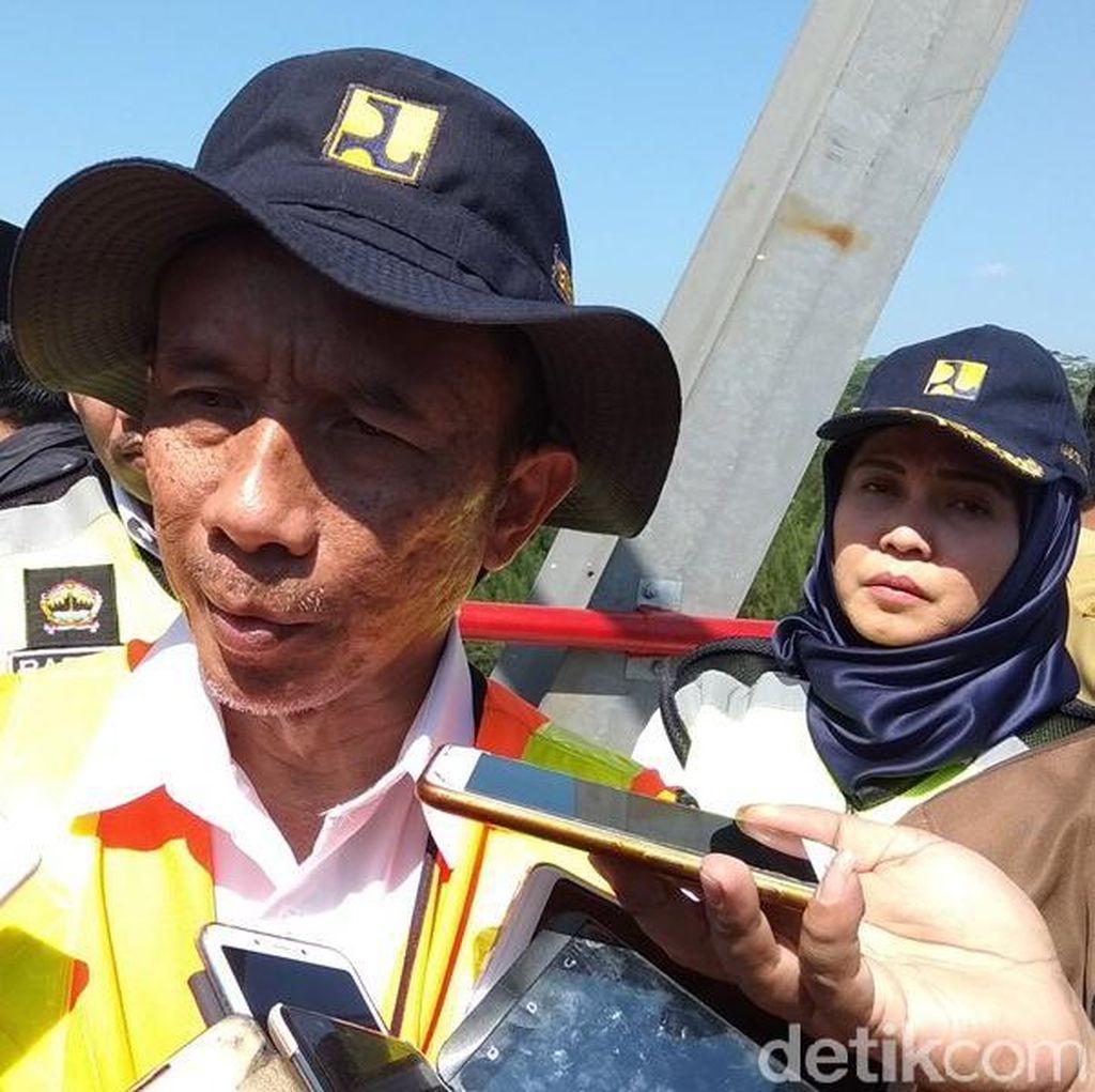 Pelebaran Jalan di Jambu Semarang Setop Sementara Mulai H-10 Lebaran