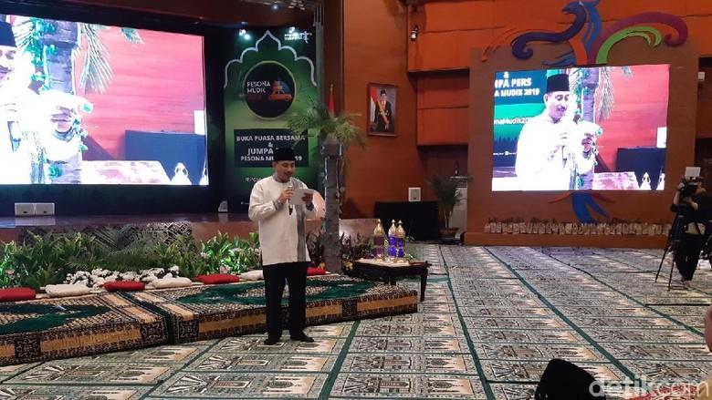 Menteri Pariwisata Arief Yahya (Bonauli/detikTravel)