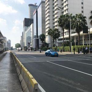 Giliran Hotel Sekitar Thamrin Perketat Penjagaan Imbas Aksi 22 Mei