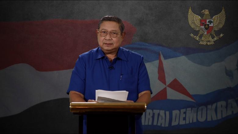 SBY: AHY Di-bully Setelah Bertemu Jokowi, Saya Tahu Serangan Itu dari Mana