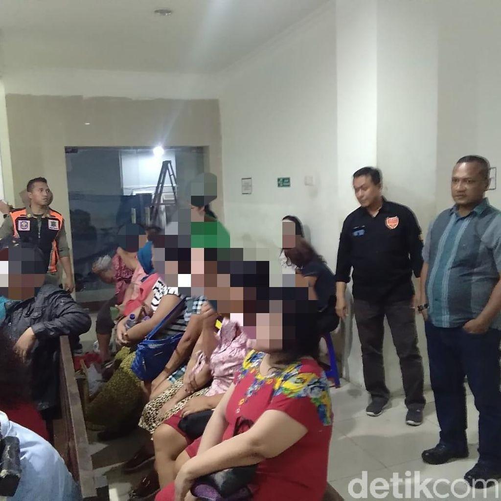 Satpol PP Bandung Razia 30 Sejoli Mesum dan 15 PSK Saat Ramadhan