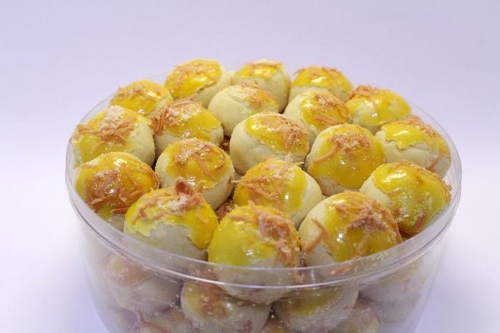 Nastar, pineapple cookies