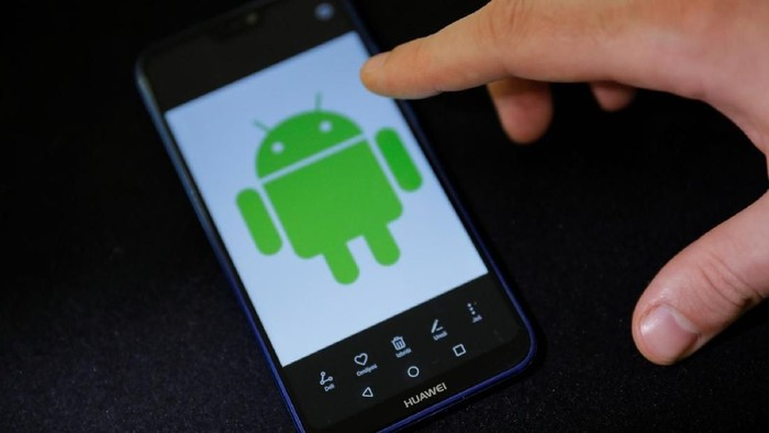 Logo Android. Foto: Reuters