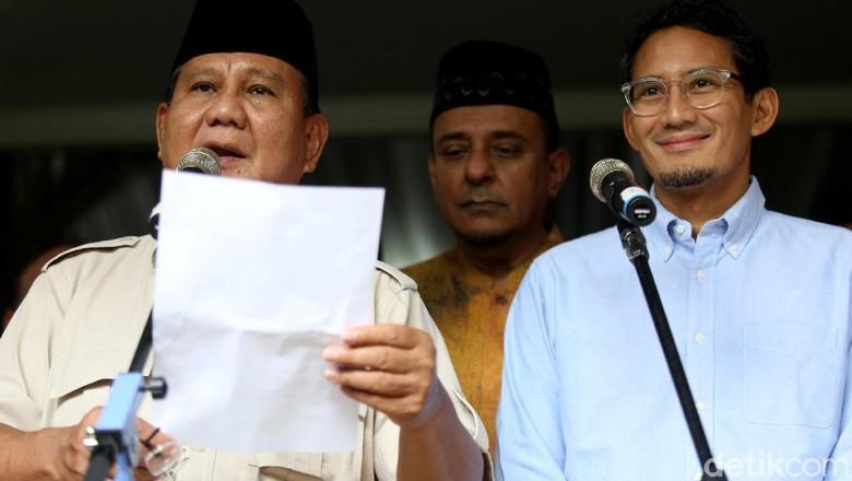 Prabowo Diminta Putus dengan Setan Gundul, BPN: Capek Tanggapi Andi Arief