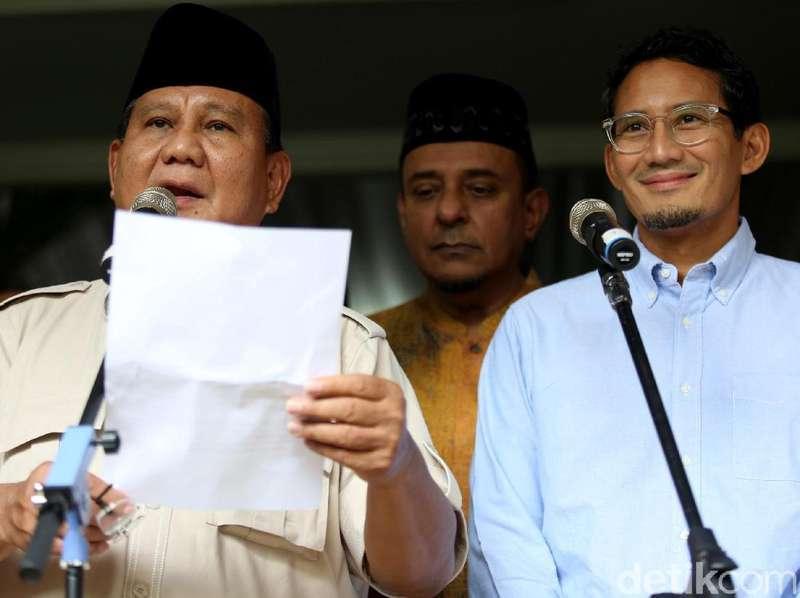 Langkah Pamungkas Prabowo