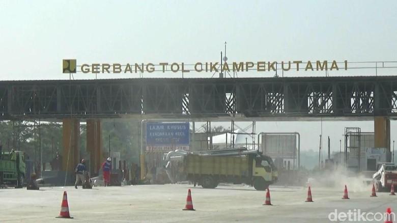 Pemindahan Gerbang Tol Cikarang Utama Diklaim Urai Kemacetan 50 Persen