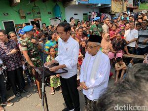 Jokowi: Terima Kasih atas Kepercayaan Rakyat