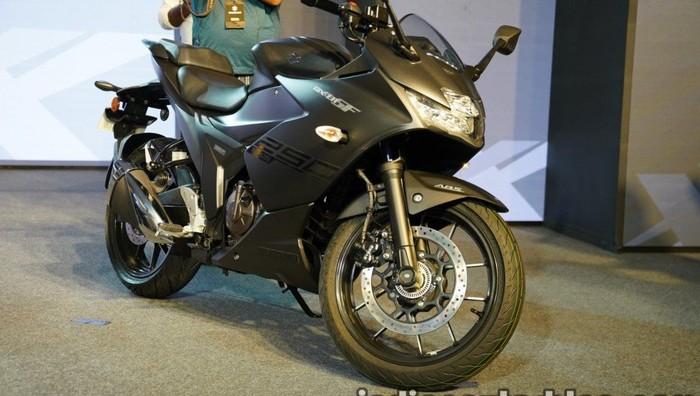 Kawasaki Ninja 250 4-Silinder Dipastikan Mengaspal di