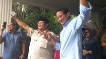 Gugat ke MK, Prabowo: Saya Tempuh Upaya Hukum Sesuai Konstitusi